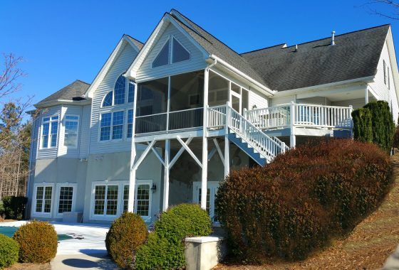 Waterfront mountain home for sale in Granite Falls, NC jusst 10 minutes from Hickory, near boone and just a short drive to Asheville or Charlotte.