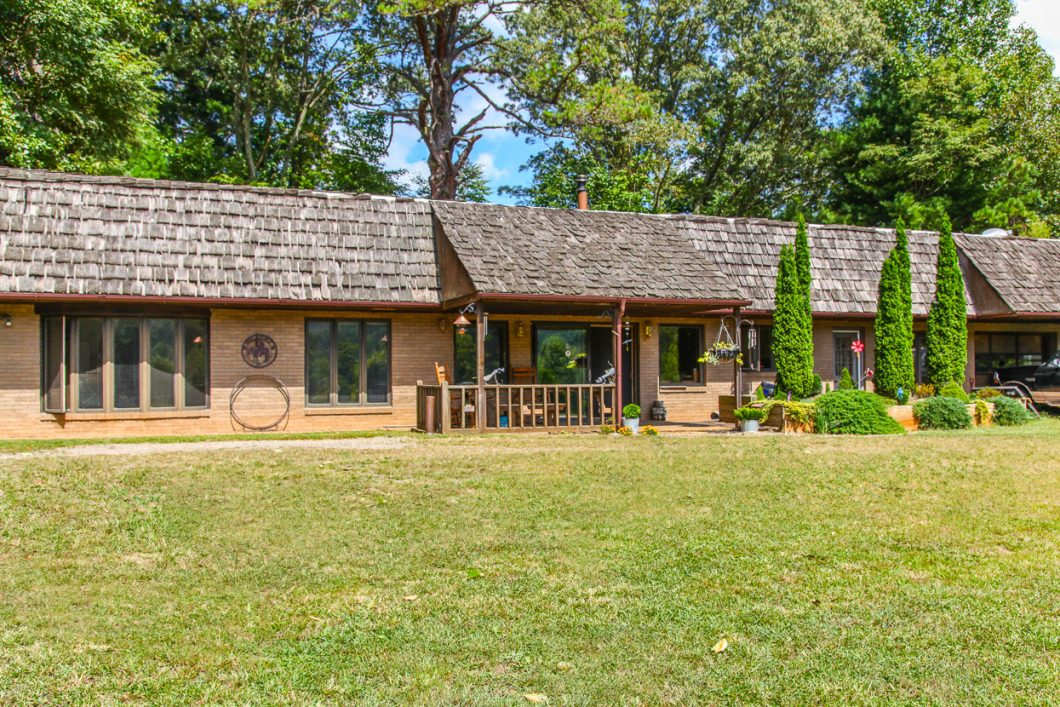 earth sheltered a great example of unusual asheville area real estate exterior