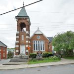 Historic church home for sale