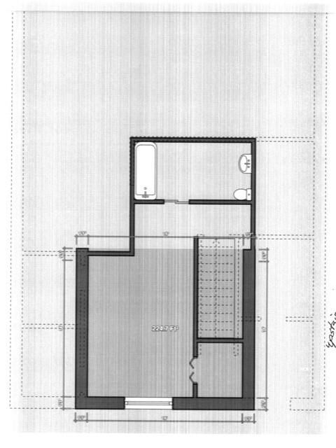 Montana Quonset Residence layout